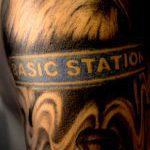 Basic-Station-Tattoo